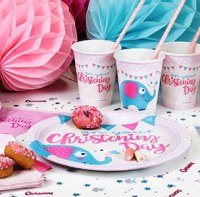 Christening Decorations | Christening Tableware
