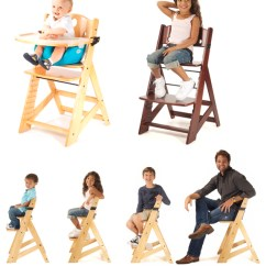 Keekaroo High Chair Position Stand Height Right All In One