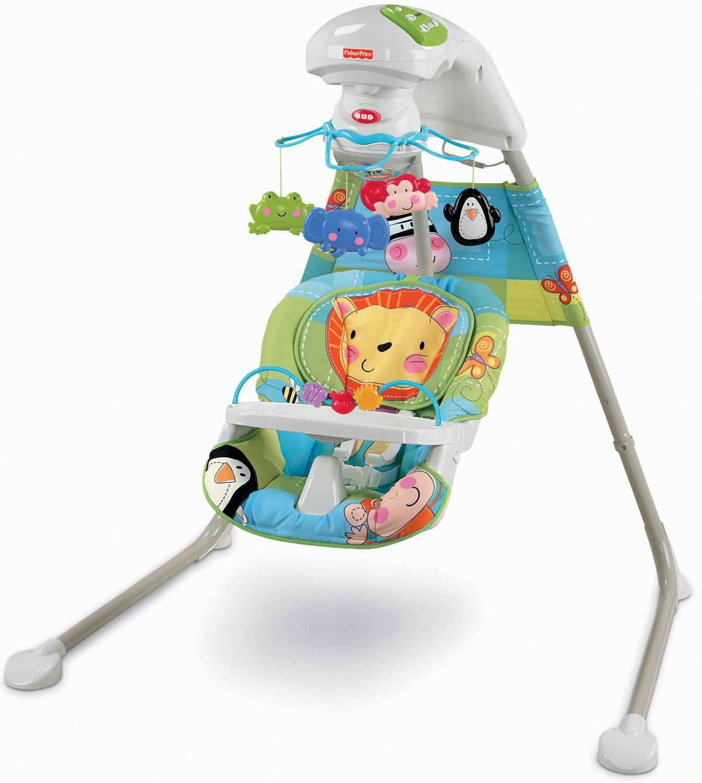 Fisher-Price Discover 'n Grow Cradle 'n Swing - Babies Getaway