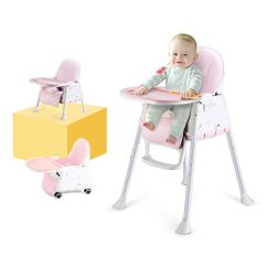 Portable High Chair Baby Hammock And Stand Lyasi 3 In 1 Highchair Toddler Booster Seat