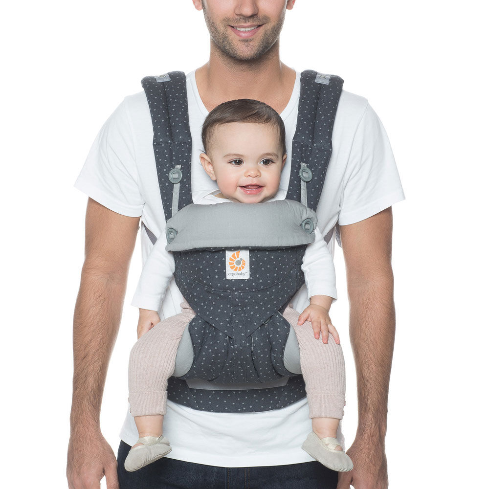 Ergobaby 360 All Carry Positions Ergonomic Baby Carrier ...