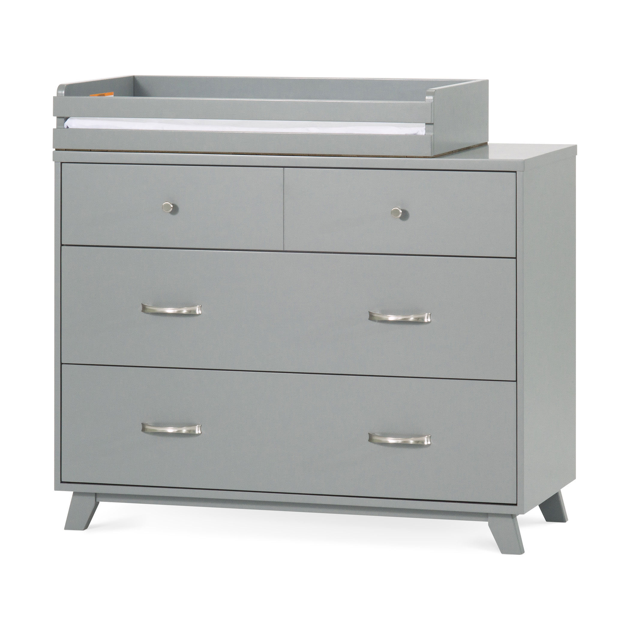 Child Craft Forever Eclectic Soho 3 Drawer Dresser Gray Babies R Us Canada