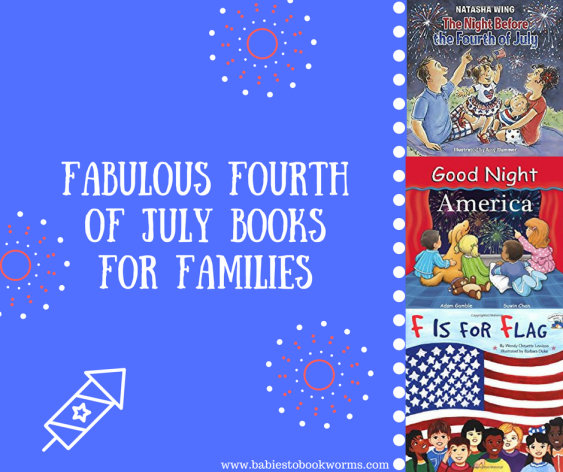 fourth of july books