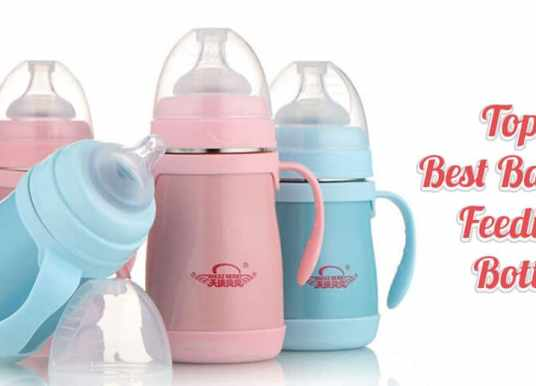Best Baby Feeding Bottles – Guide & Review