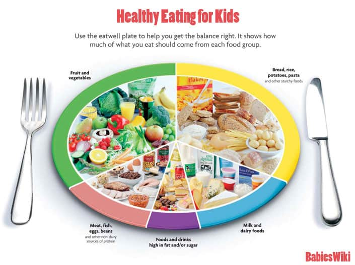 Some Important Nutrients For Your Kids Daily Diet Plan