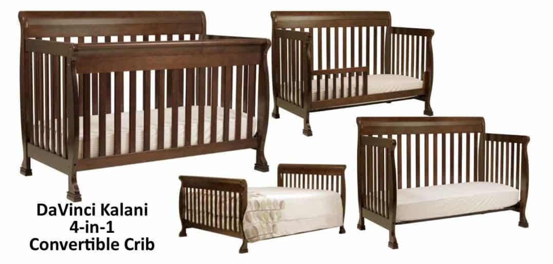 DaVinci Kalani 4-in-1 Convertible Crib Reviews