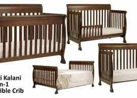 DaVinci Kalani 4-in-1 Convertible Crib Reviews