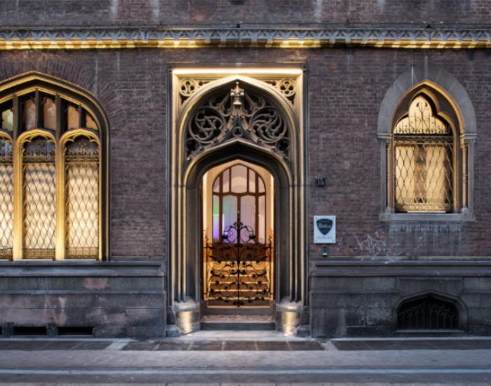 Hostel in Milan