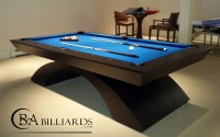 CONTEMPORARY POOL TABLES : MODERN POOL TABLES ...
