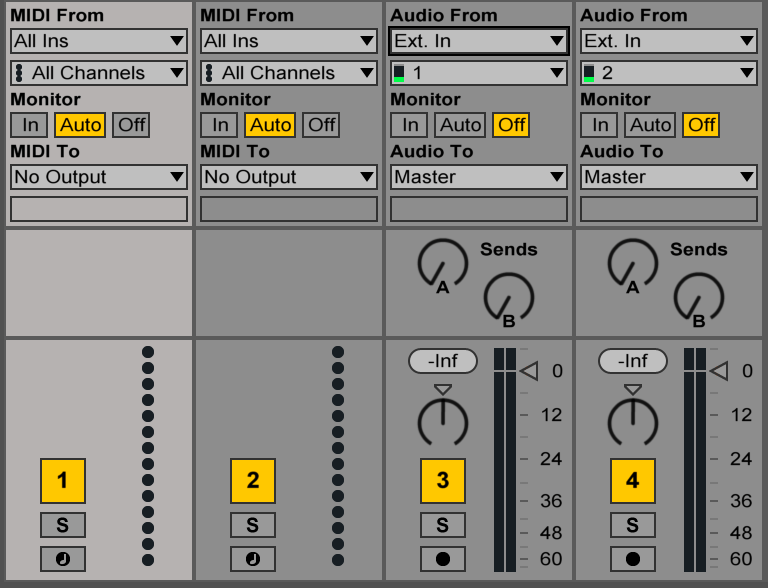 how to use ableton live lite