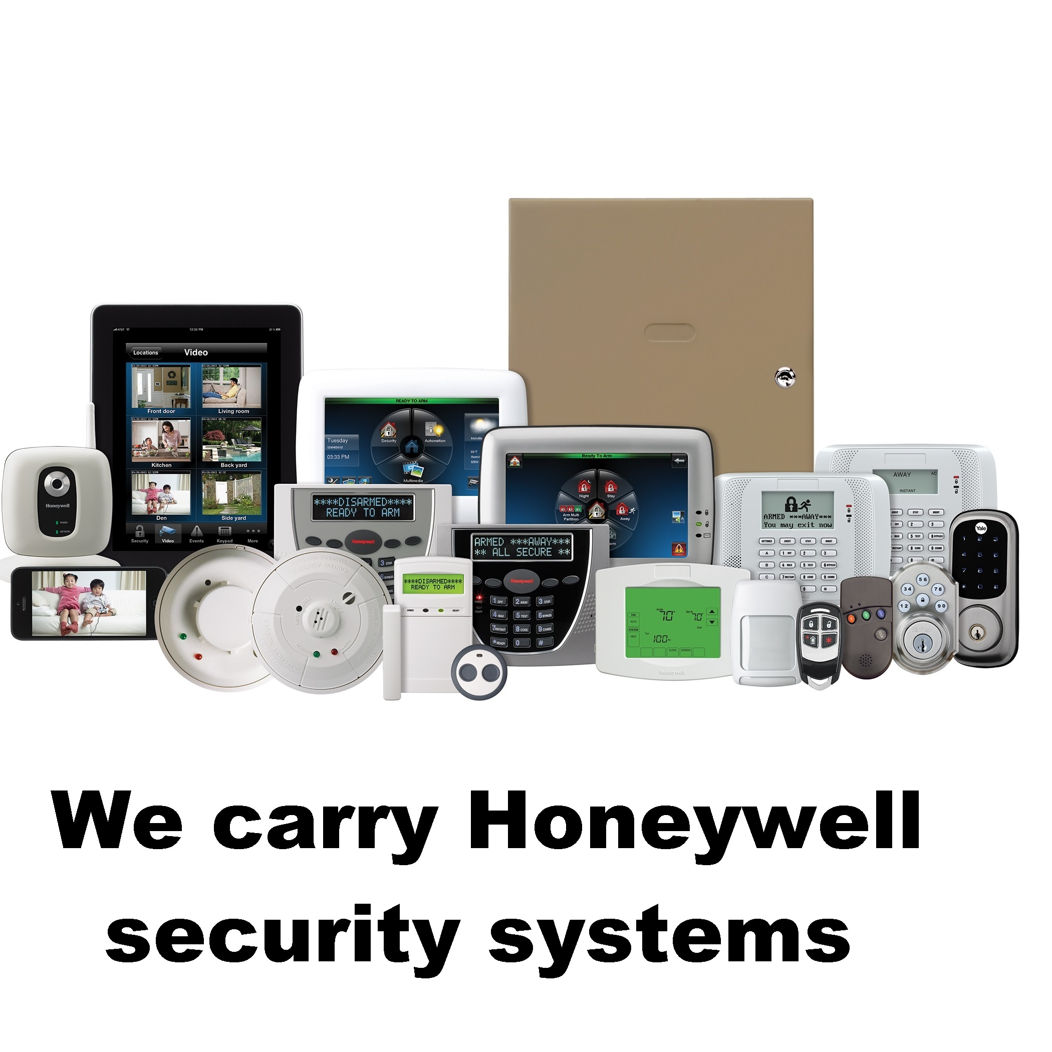 Security Control Equipment