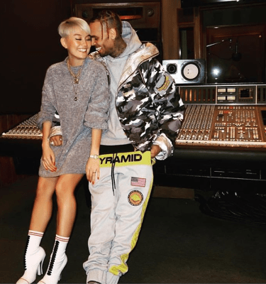 Chris Brown Says He's Got One more Relationship in Him