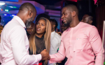 Tiwa Savage & Tee Billz Spotted Together