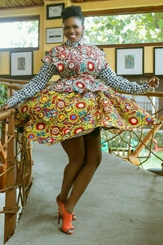 Check Out Waje's Style In New Photos