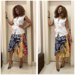 Genevieve Nnaji's style