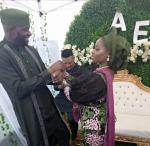 Emmanuel Ikubese and Anita Adetoye's introduction photos