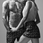 Hailey Baldwin and Justin Bieber in sexy Calvin Klein Ad