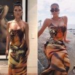 Who wore it Better? Kim Kardashian Vs Kourtney Kardashian