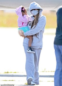 Beyoncé, Jay-Z and kids spotted at the Hamptons