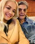 Rita Ora announce her grandmother has passed