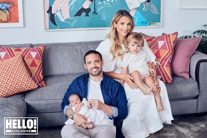 Vogue Williams and Spencer Matthews discuss birthing experience