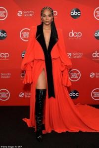 Ciara stuns at the 2020 American Music Awards