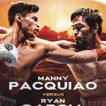 Ryan Garcia amd and Manny Pacquioa