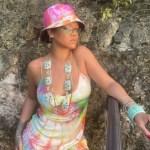 Rihanna makes Tie-Dye chic again