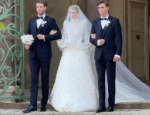 Lady Kitty Spencer stuns at her wedding with Millionaire,Michael Lewis