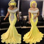 Another Fashion Moment For Mercy Aigbe-Gentry