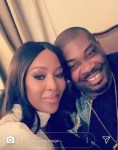 Don Jazzy meets Naomi Campbell