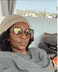 Genevieve Nnaji shares makeup free photo