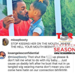 The Game Clap Back At A Fan For Telling Him To Stop Kissing His Daughter