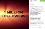 Annie Idibia Celebrate 1 Million Instagram Followers