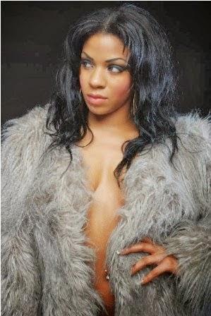 Nude ish Photos of video vixen ,Venita Akpofure.