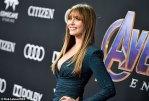 Elizabeth Olsen at Avengers: Endgame World Premiere