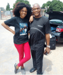 Omoni Oboli Bid Farewell To Dad In a Heartfelt Tribute
