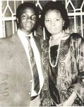 Throwback Photo of Bishop David Oyedepo and wife,Pastor Faith