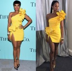 Jennifer Hudson and Alesha Dixon In This hot Dress By Dsquared². Who Wore it Better?
