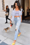 Priyanka Chopra's Style In New York
