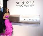 Rihanna stuns for Fenty Beauty anniversary