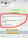 Runtown's Mum Would Like Him To Change His Name