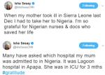 Nigerians Doing Good Work,CNN Journalist Testifies