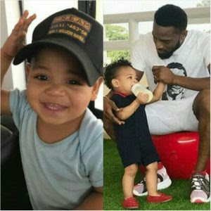 Sad News: Dbanj's Son drowns in swimming pool