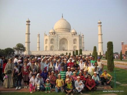 Tajmahal, Agra