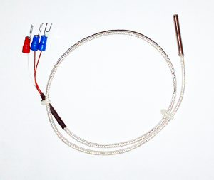 PT100 Temperature Sensor, Stainless steel Thermocouple