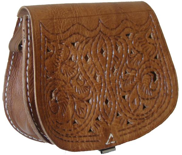 sac a main marocain en cuir sac en cuir marocain BaboucheMarocCom