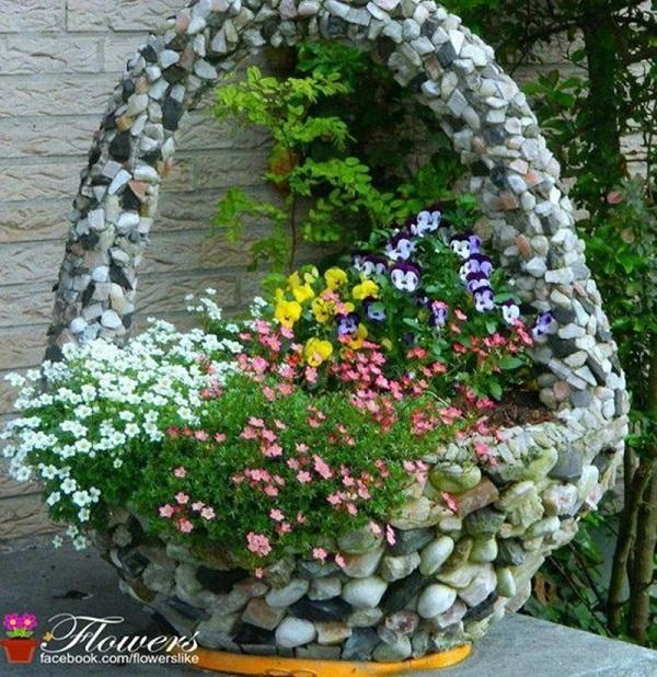 Ako vyrobi kamenn repnk doma