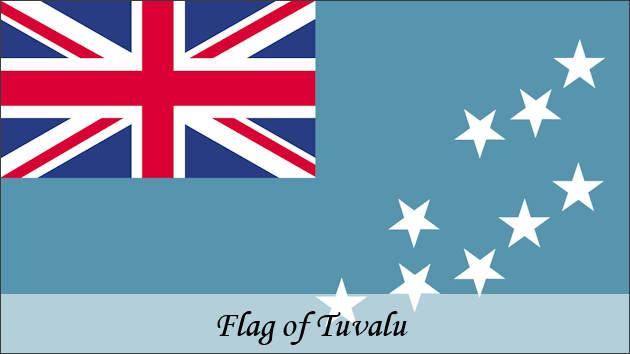 Flag of Tuvalu
