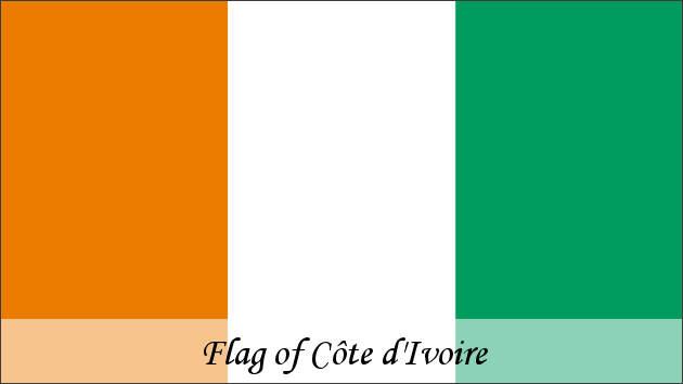 Flag of Côte d'Ivoire